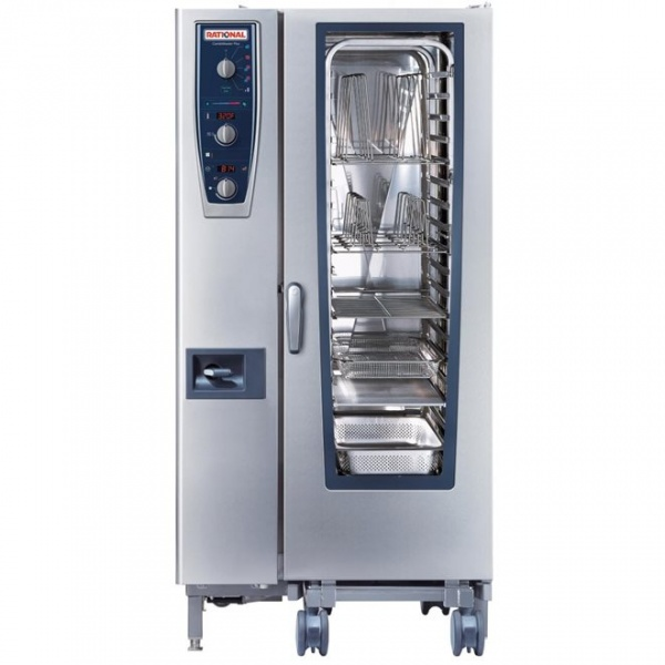 Rational Combi Master Plus 201 (20x GN1/1)